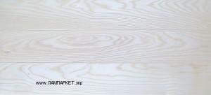Массивная доска Ясень белый