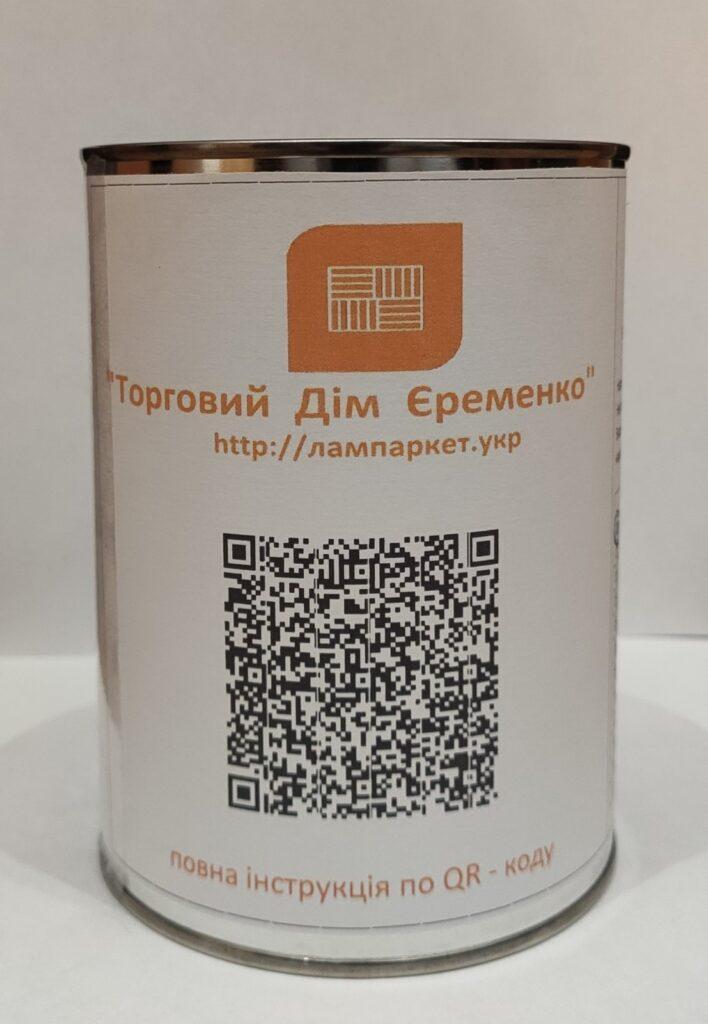 ТДЄ МПЦ-1 Найкраща вітчизняна натуральна олія для паркету кольорова зносостійка